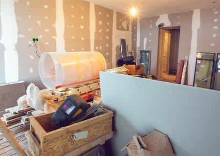 Restoring a basement